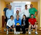 15-16.03.2014 r. Międzynarodowy Turniej Piłki Siatkowej Pracowników Oświaty w Sławnie.